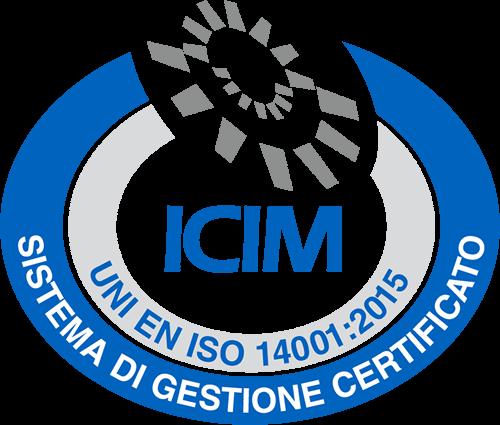 Certificazione UNI EN ISO 14001:2015 | RICO