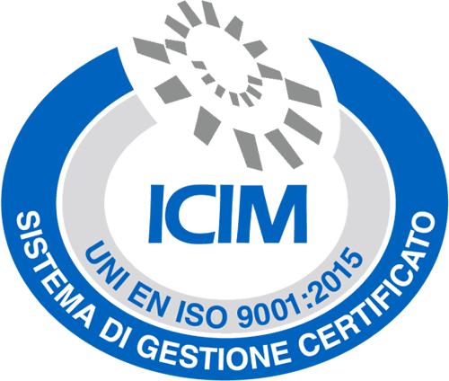 Certificazione UNI EN ISO 9001:2015 | RICO